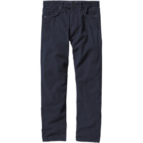 Patagonia Straight Fit Pantalon Velours Côtelé Homme, new navy